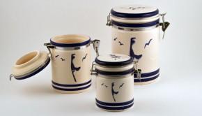 Syltdose Keramik